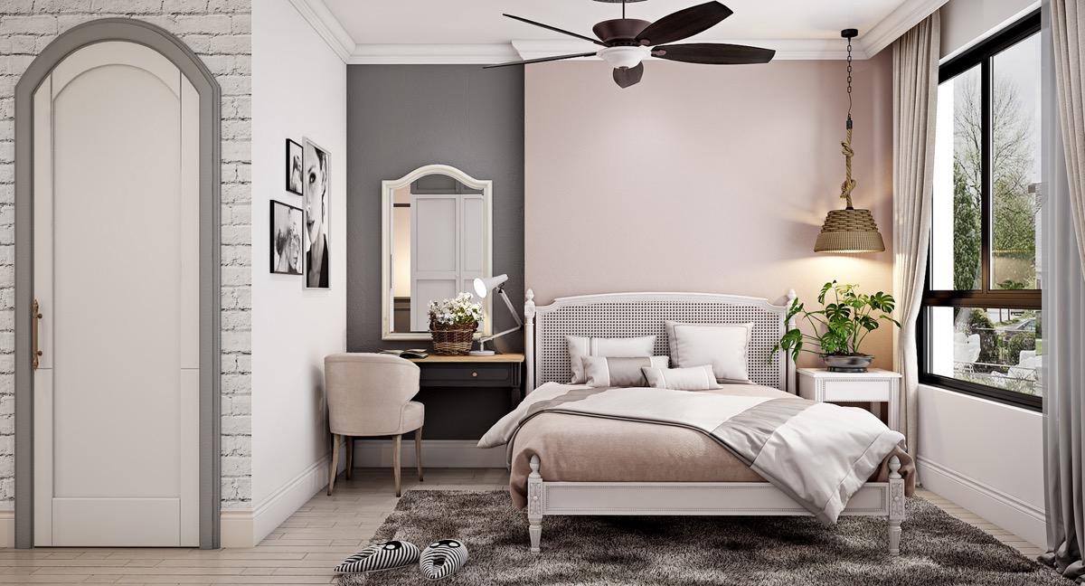 nude-pink-bedroom