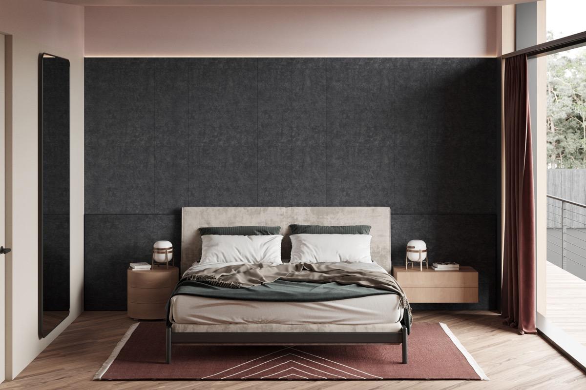 pale-pink-and-black-bedroom