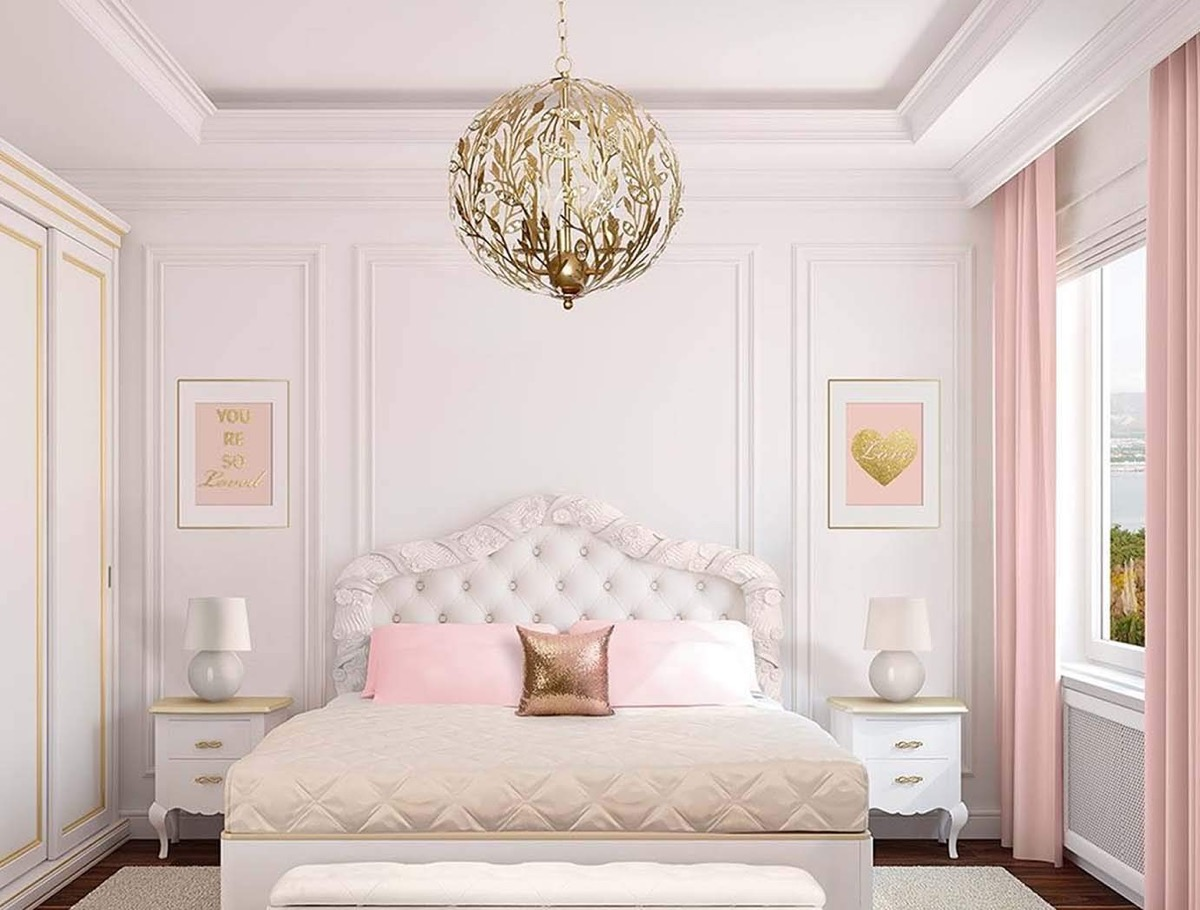 pink-and-gold-bedroom
