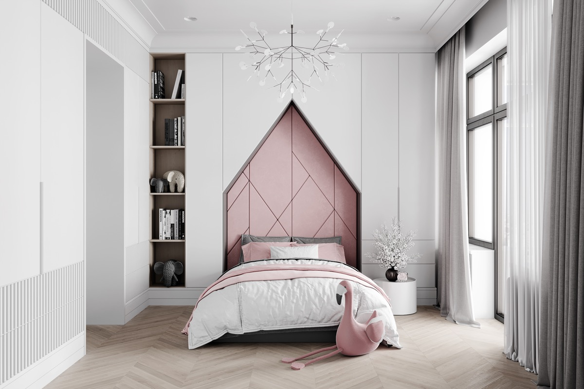 pink-and-white-girls-room-ideas