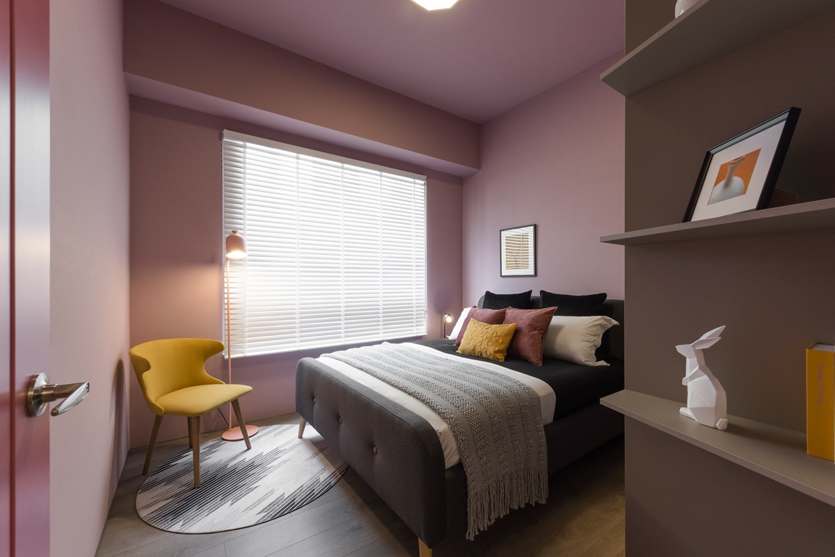 pink-paint-for-bedroom