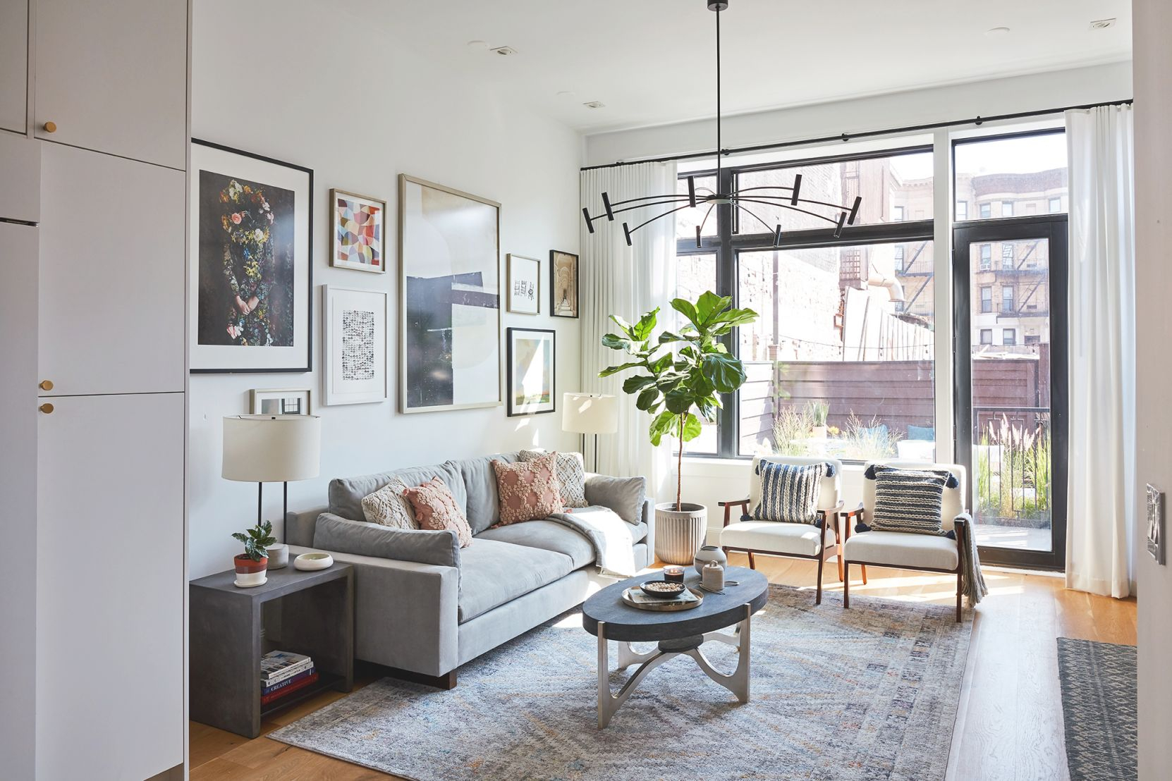 Step Inside The 2019 Real Simple Home—Find 250+ Design Ideas within Home Decorating Ideas Small Living Room