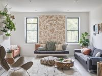 The Insider: Architect Opens Up Prewar Windsor Terrace throughout Awesome Interior Decoration Living Room