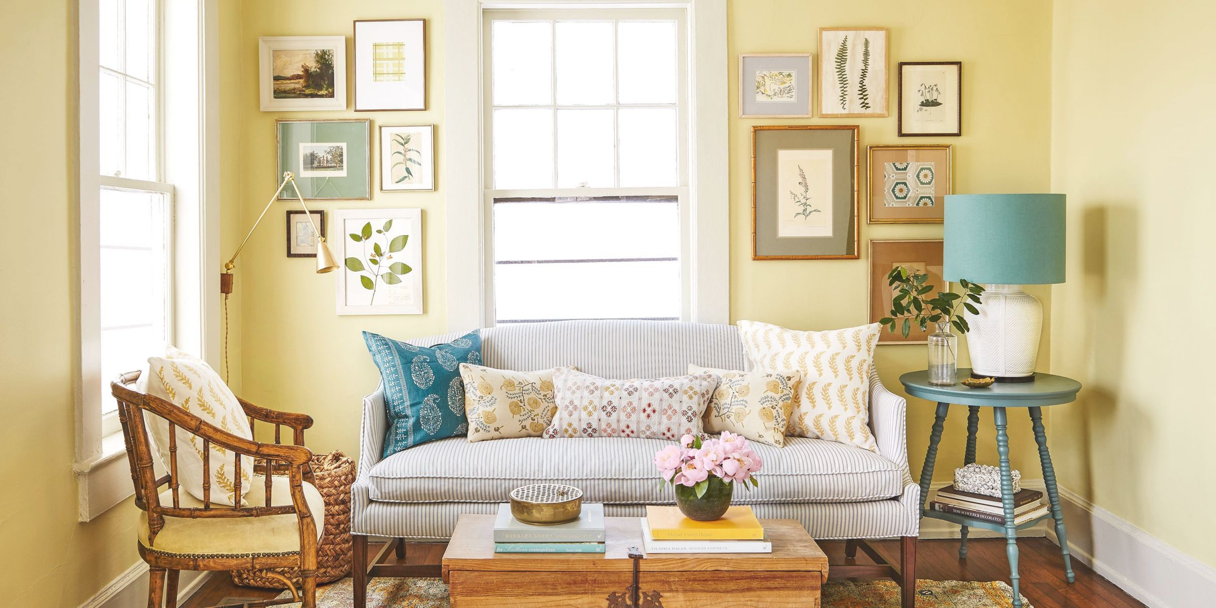 100+ Living Room Decorating Ideas – Design Photos Of Family intended for Unique Yellow Walls Living Room Interior Decor