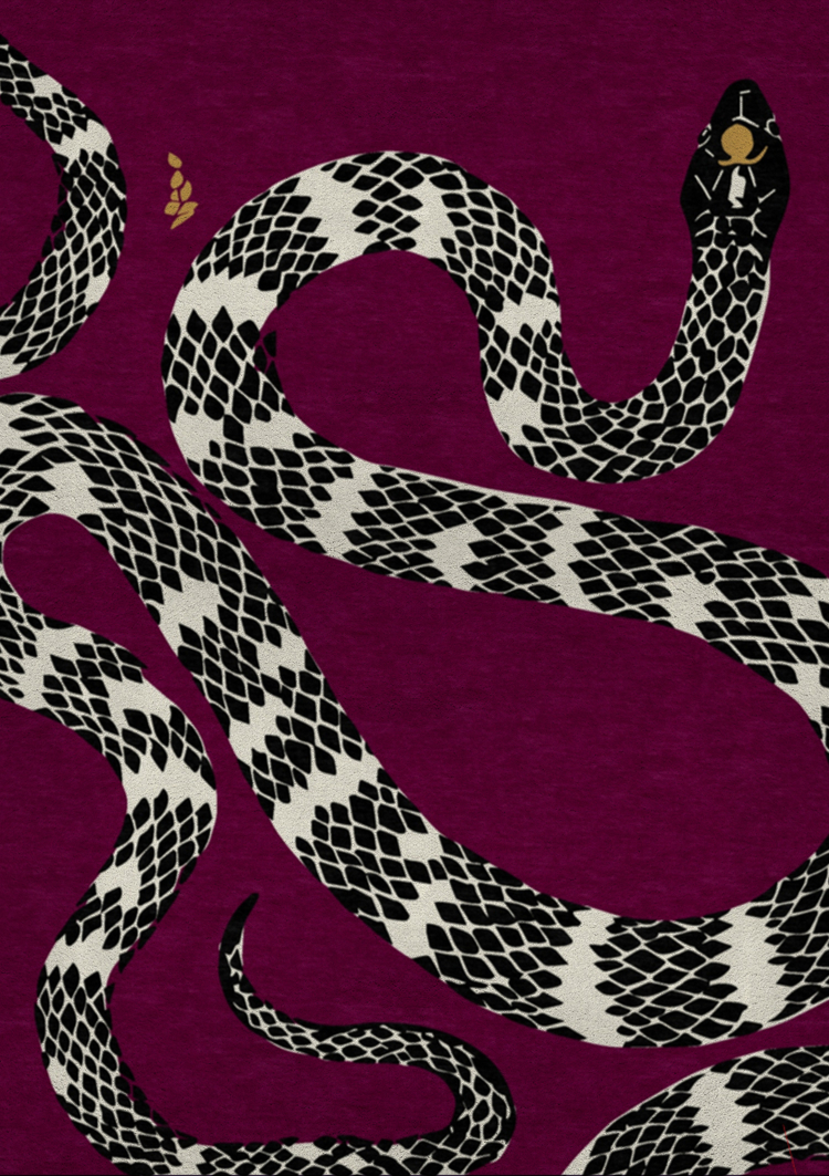 Amazing Accessories That Add the Perfect Finishing Touch to Your Living Room accessories Amazing Accessories That Add the Perfect Finishing Touch to Your Living Room SNAKE 8 Rug