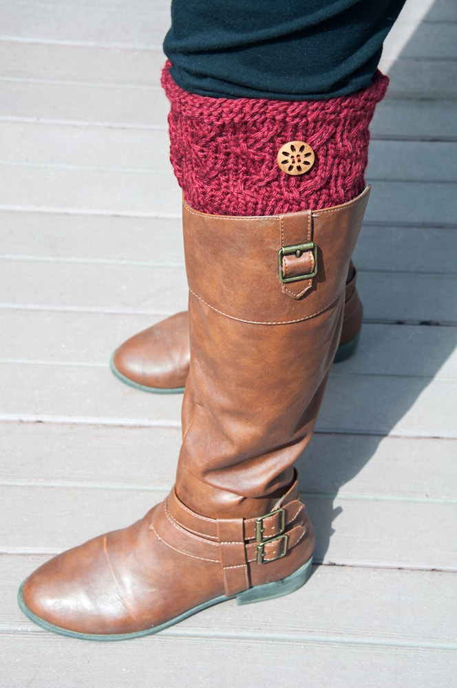 Winter Boot Cuff