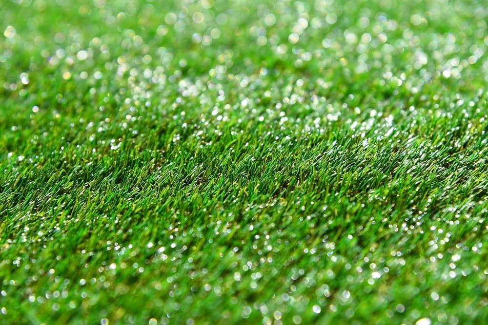 How To Select The Right Artificial Grass For Your House? the structure close-up