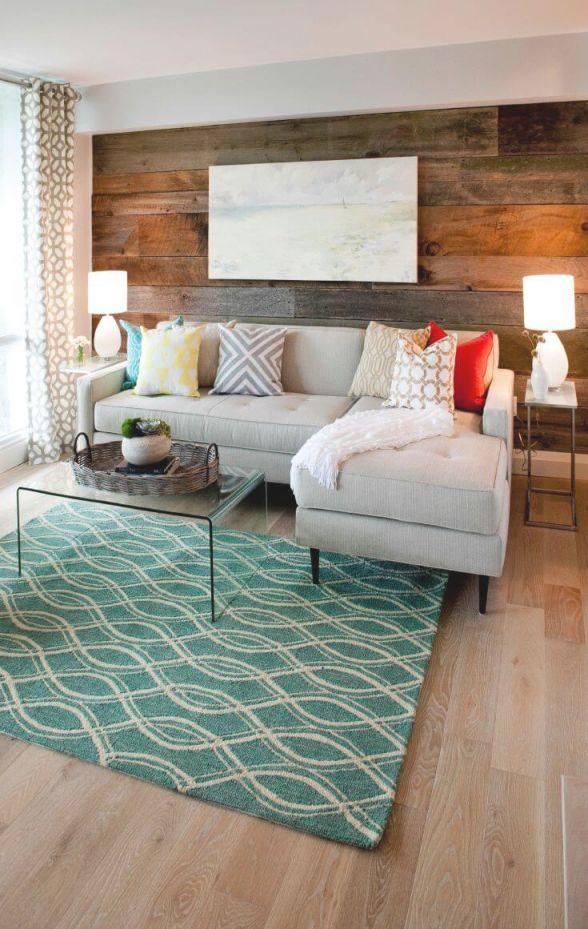 21 Modern Living Room Decorating Ideas | Worthminer inside Sample Living Room Decor