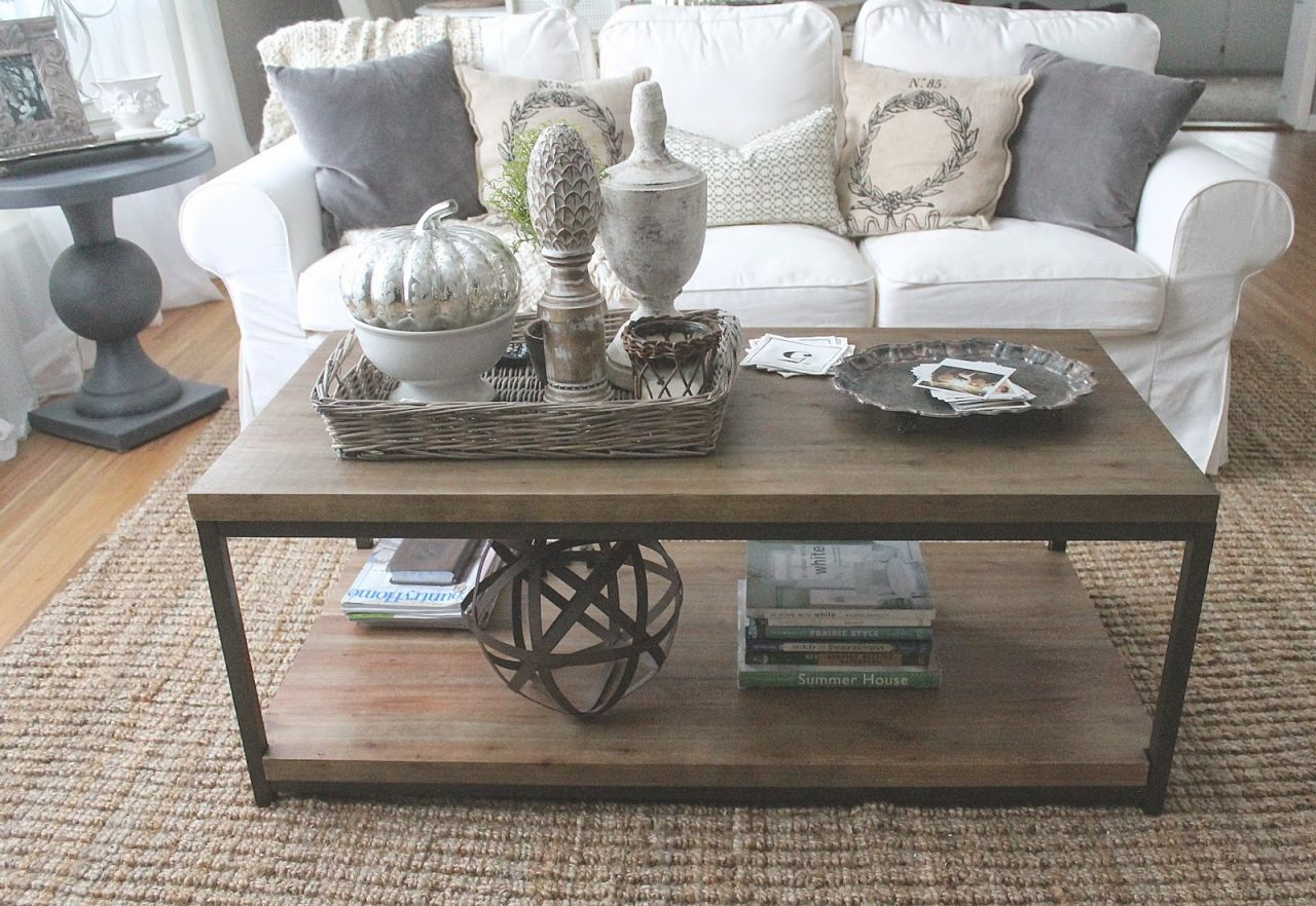 29 Tips For A Perfect Coffee Table Styling - Belivindesign throughout Lovely Living Room Coffee Table Decorating Ideas