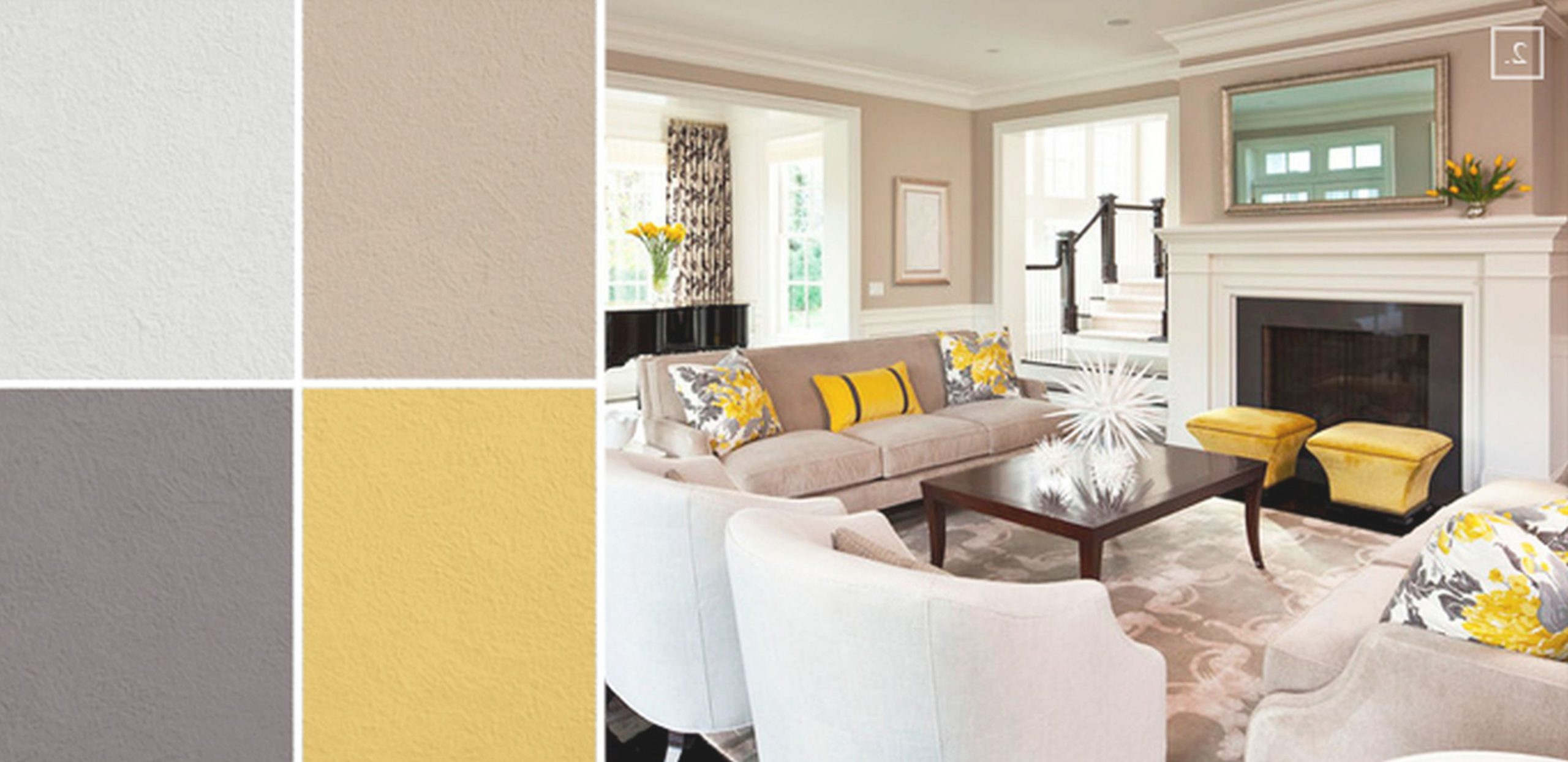 35 Cozy Yellow Living Rooms Ideas That Provide The Perfect inside Yellow Walls Living Room Interior Decor
