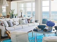 35 Luxury Beach House Living Room Decor | Findzhome regarding Best of Beach House Living Room Decor