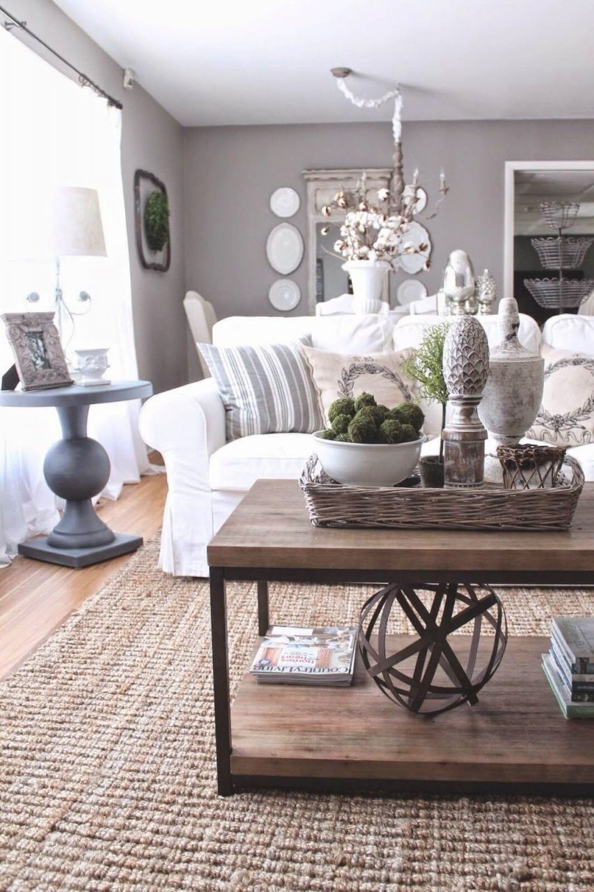 37 Best Coffee Table Decorating Ideas And Designs For 2019 for Living Room Coffee Table Decorating Ideas