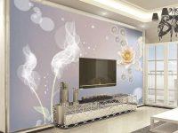 3D Wallpaper Living Room Dream Diamond Flowers 3D Floral Wallpaper Decoration Indoor Hd Print Premium Wallpaper Xmas Wallpaper Xp Wallpapers From inside Wallpaper Decoration For Living Room