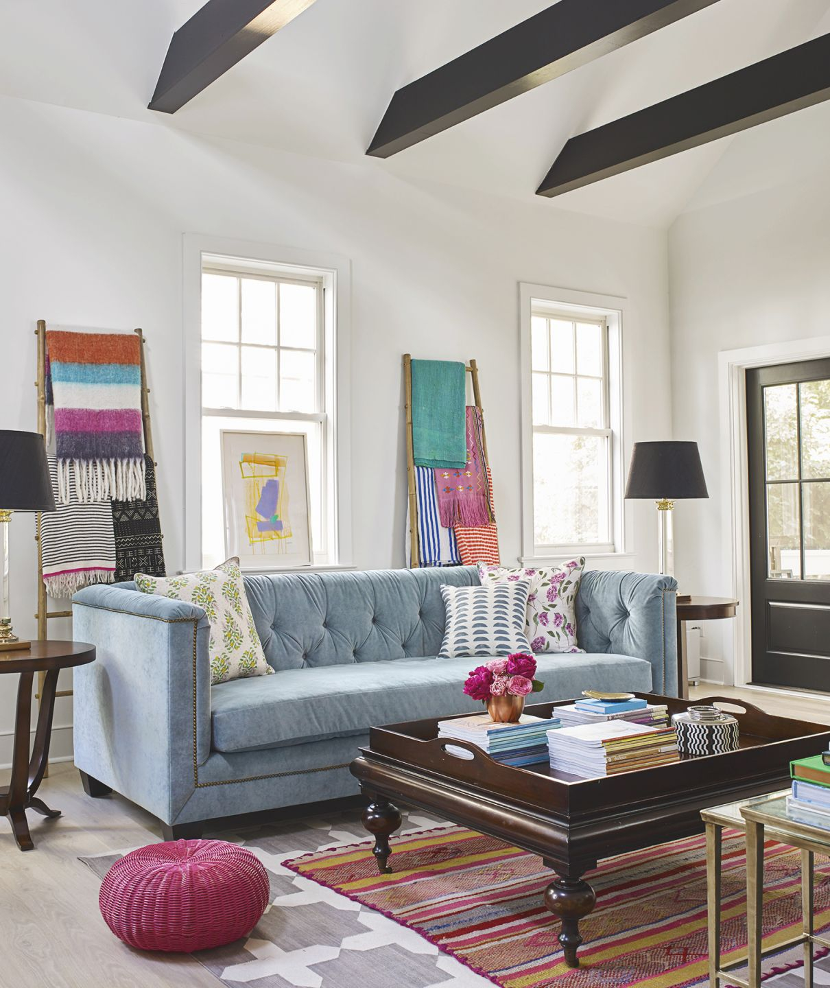 4 Simple Rules For Decorating Any Type Of Living Room | Real with regard to Awesome Sample Living Room Decor