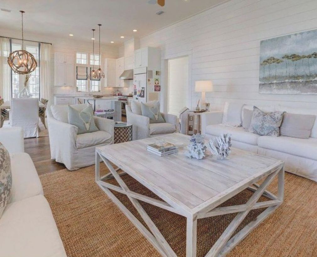 Best of Beach House Living Room Decor - Awesome Decors