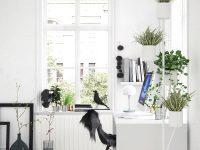 Black-and-white-minimlaist-home-office