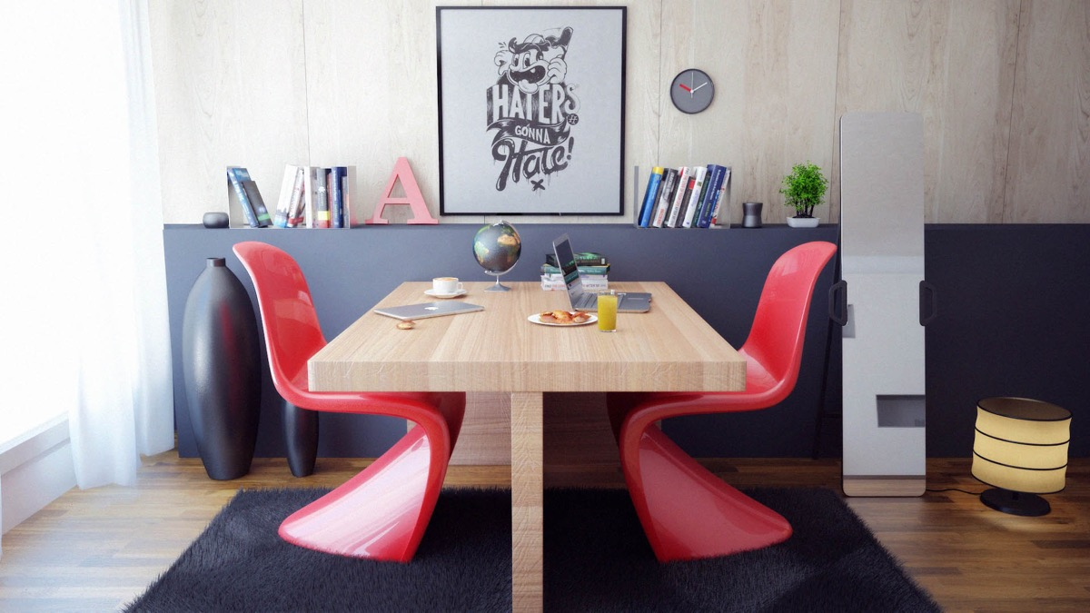 Double-home-office-idea