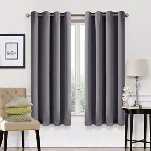 Blackout Curtains 2 Panels Set Room