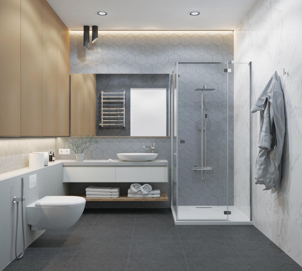Grey-geometric-bathroom-tiles