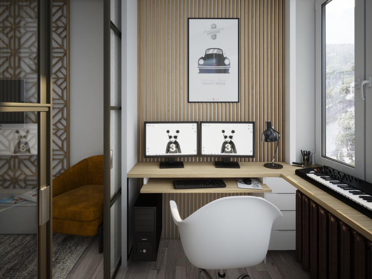 Home-music-studio