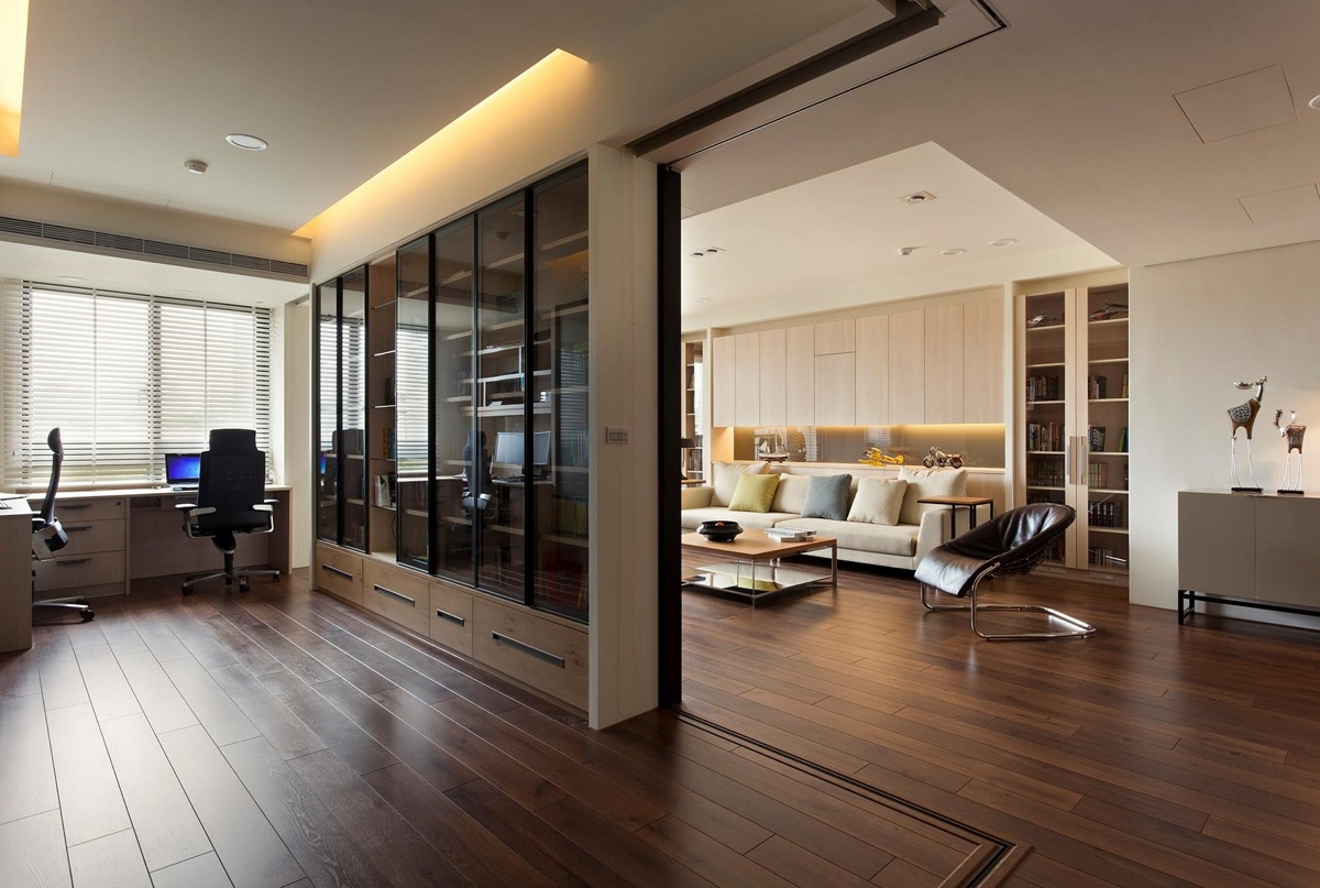 Home-office-retractable-wall-