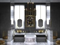 Luxury-twin-vanity-bathroom