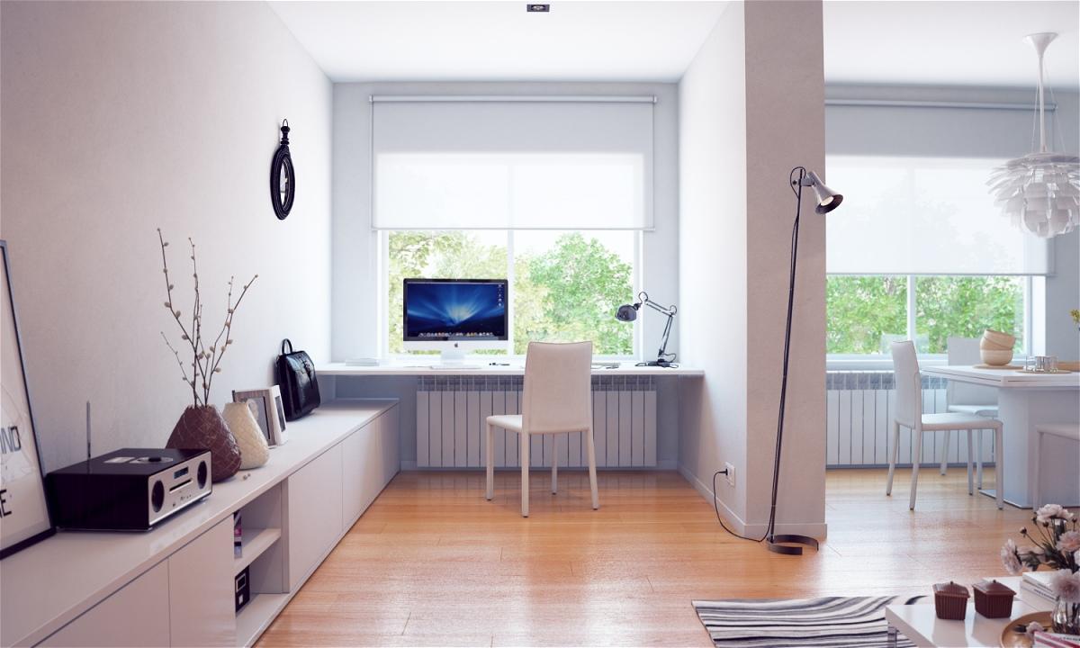 Minimalist-home-office-storage