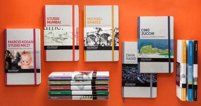 Moleskine-architecture-books