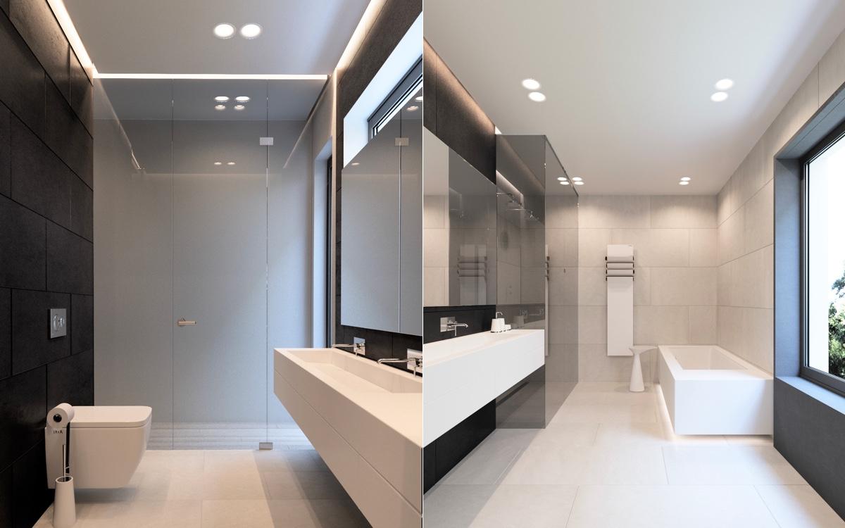White-bathroom-floor-tiles