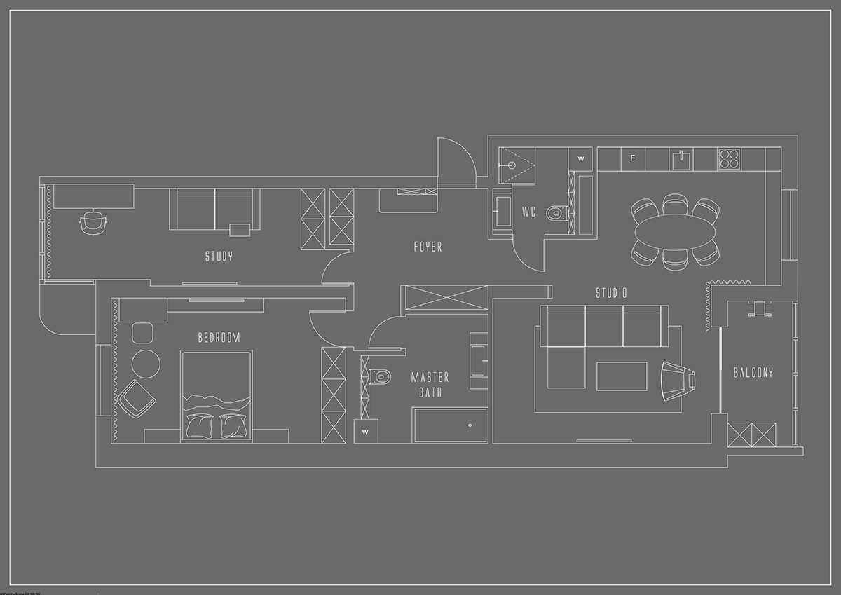apartment-with-private-study-floor-plan