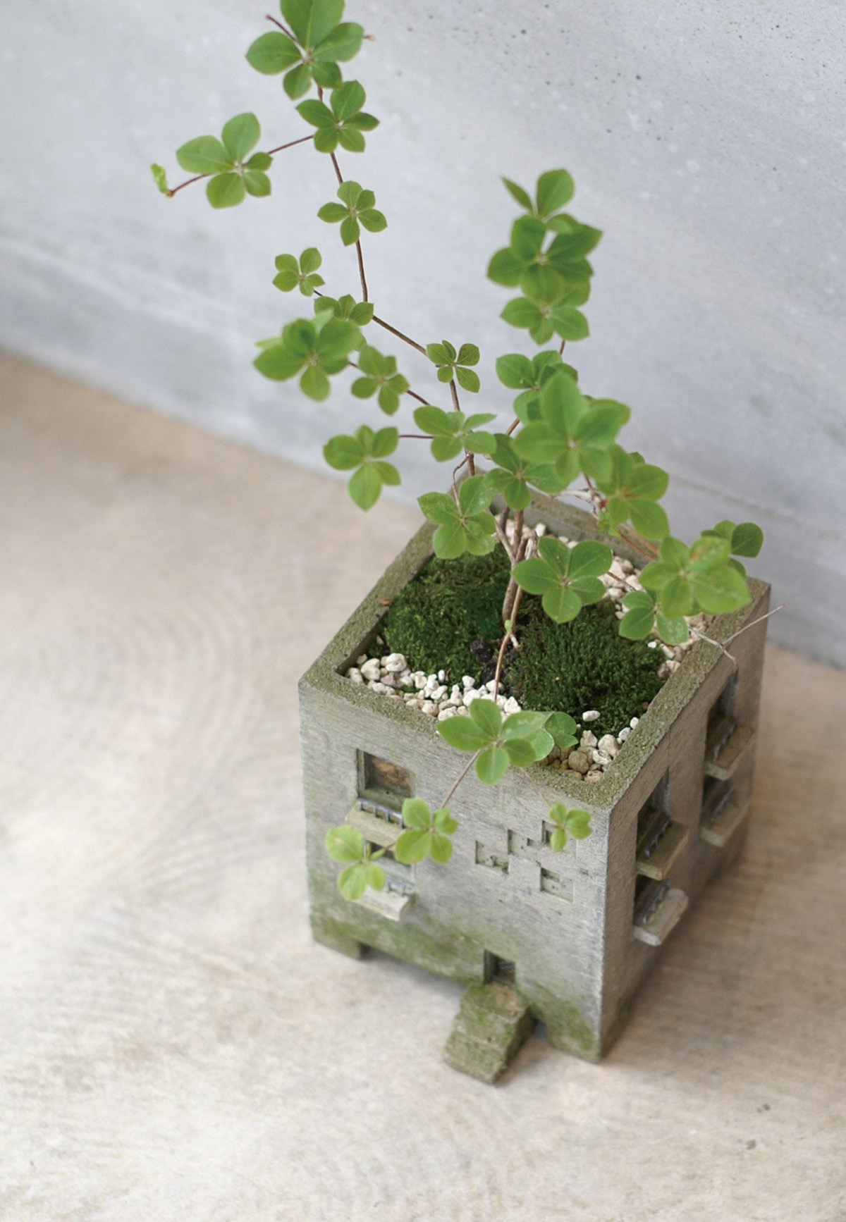 architecture-inspired-planter
