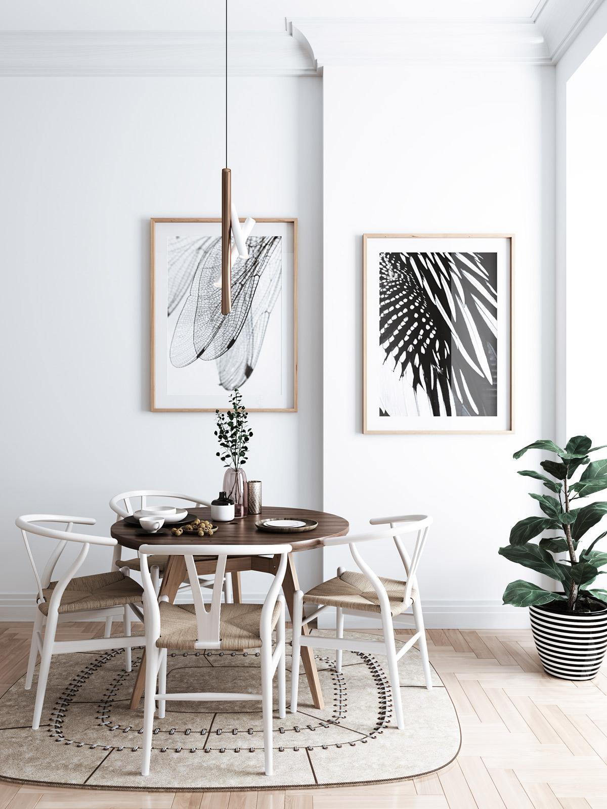 artistic-minimalist-dining-room