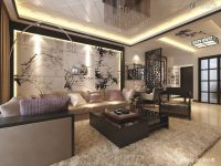 Asian Living Room | Living Area' Asian Inspired Living for Awesome Chinese Living Room Decor