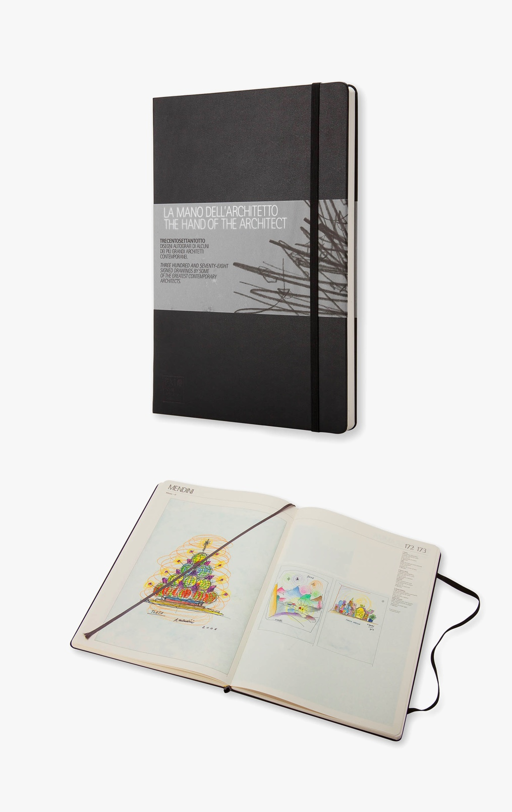 best-gifts-for-architect-students-inspirational-sketch-book-collection-signed-drawings