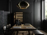black-and-gold-dramatic-dining-room