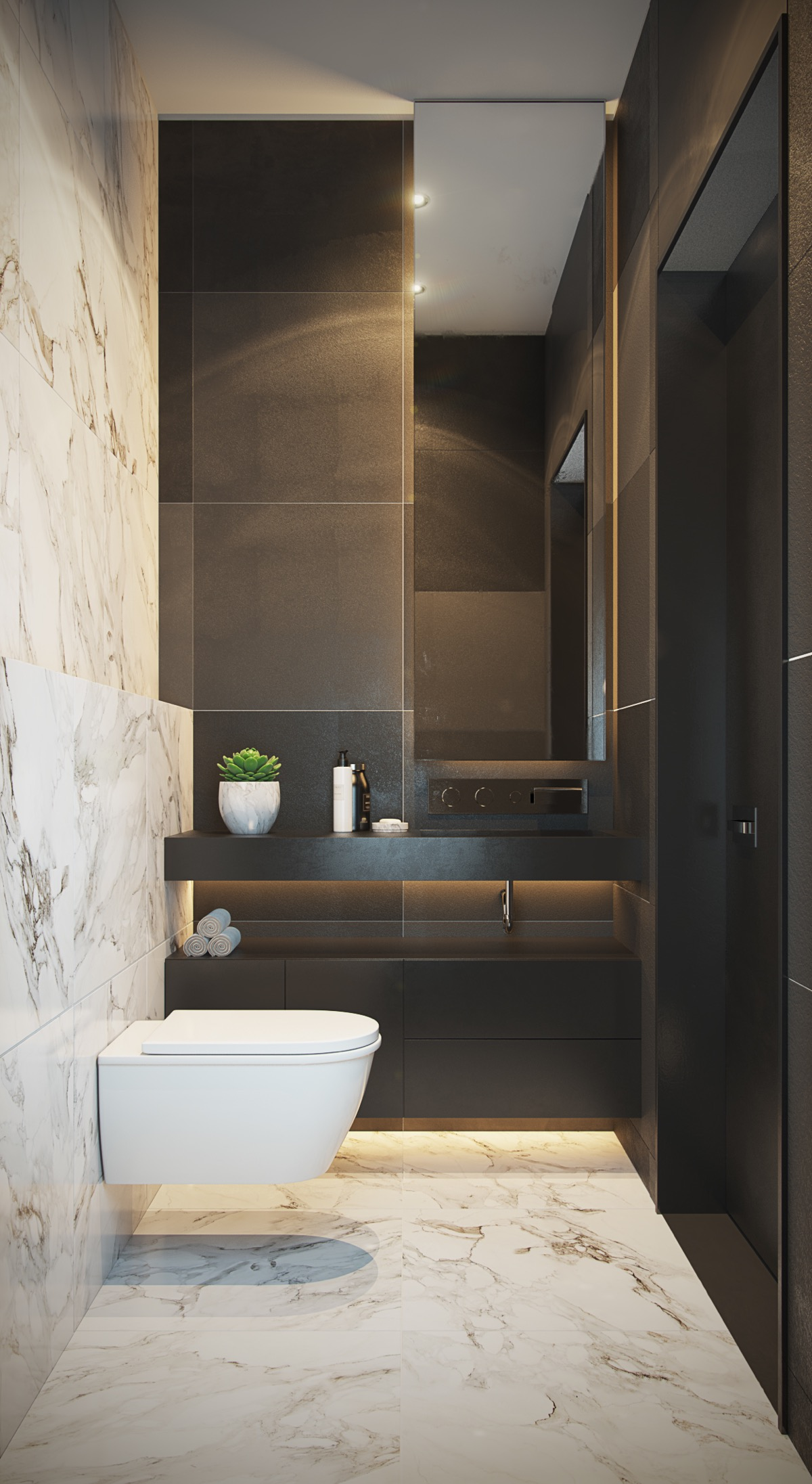 black-white-and-grey-bathroom-tiles