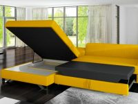 bright-yellow-sectional-sleeper-with-large-storage-ottoman