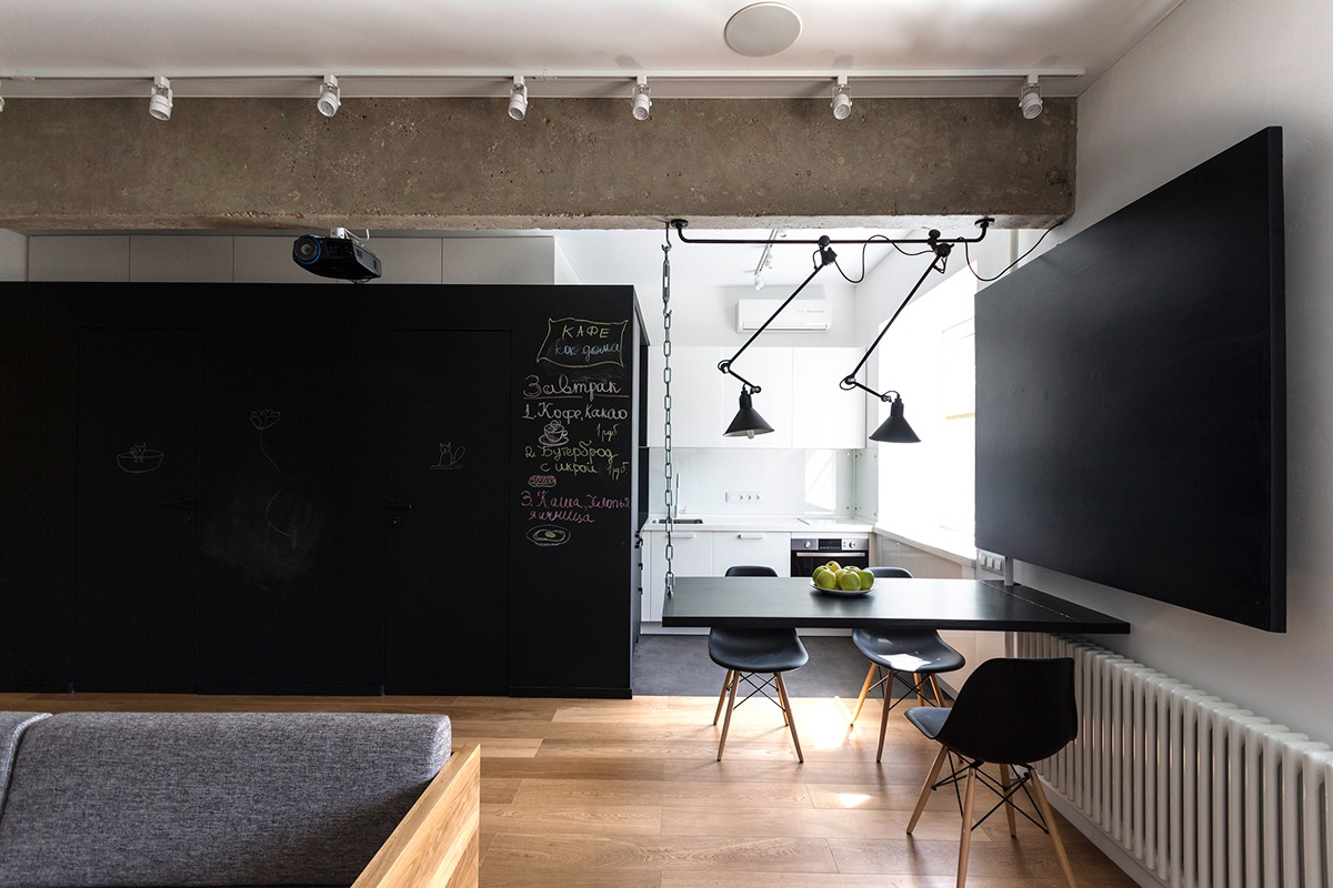 chalkboard-wall-industrial-dining-room-1