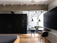 chalkboard-wall-industrial-dining-room