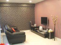 Choosing Wallpaper Decor Ideas For Living Room intended for Wallpaper Decoration For Living Room