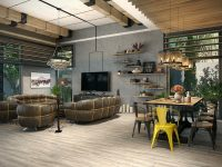 color-accent-ideas-for-industrial-dining-room