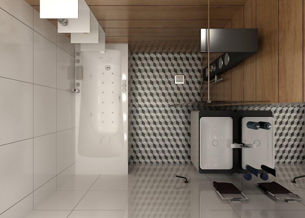 compact-half-bath-layout