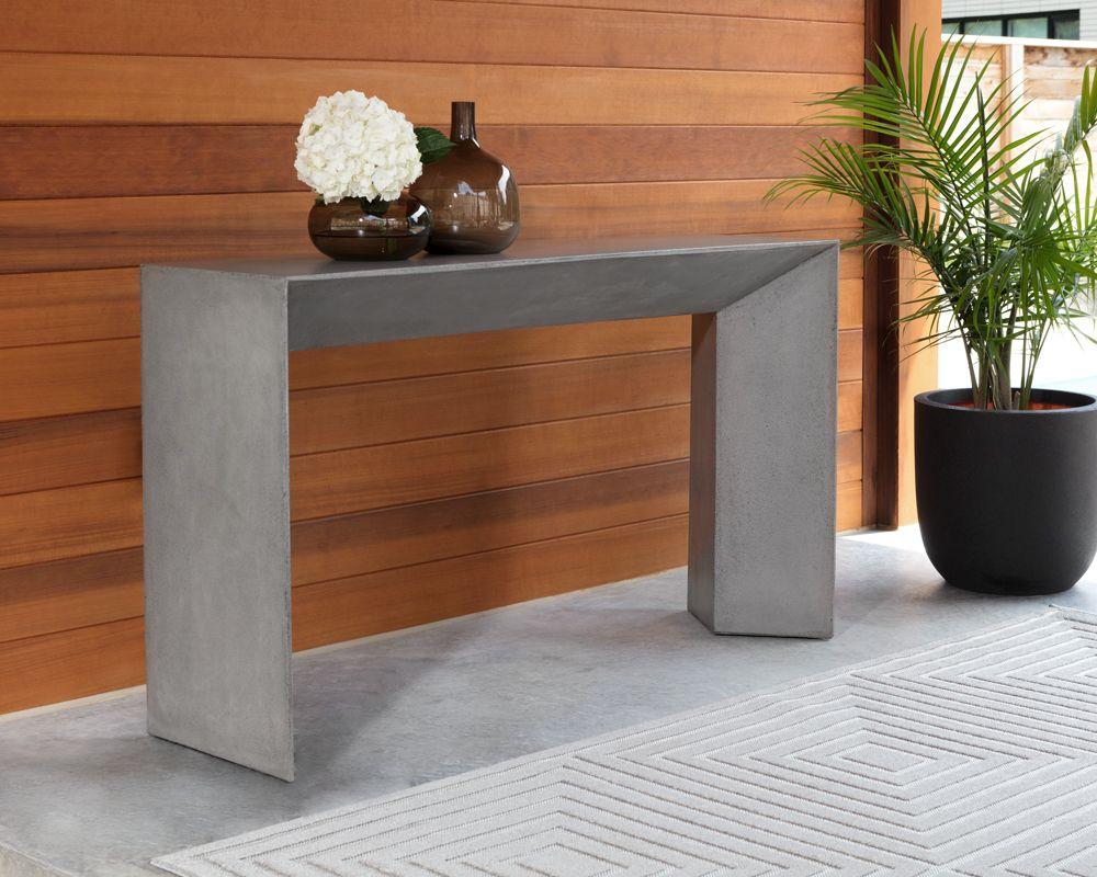 concrete-indoor-outdoor-console-table-for-entryway-patio-poolside