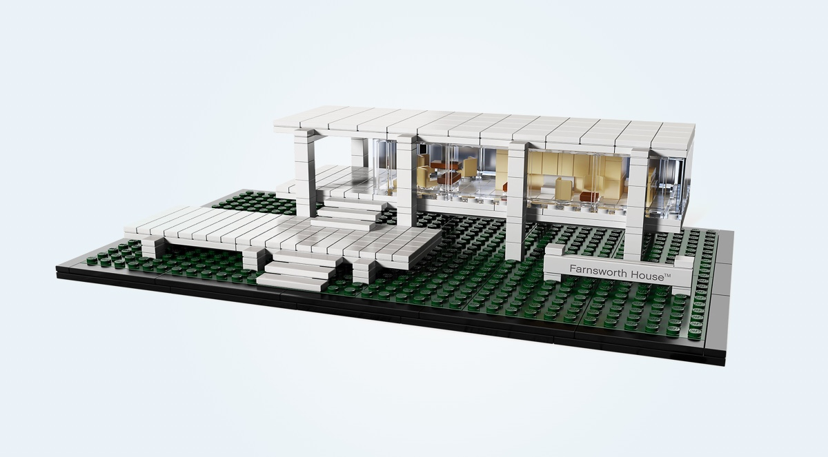 cool-gifts-for-an-architect-mies-van-der-rohe-lego-set