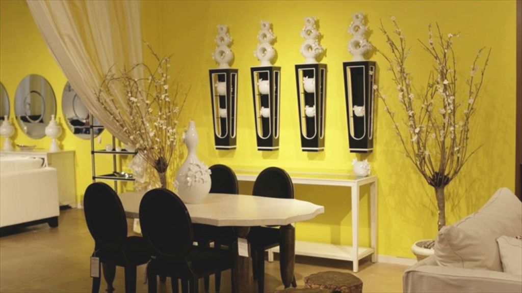 Decorating With Yellow Colour Room – Youtube with regard to Yellow Walls Living Room Interior Decor