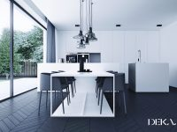 differently-angled-wooden-floor-black-and-white-dining-room-1