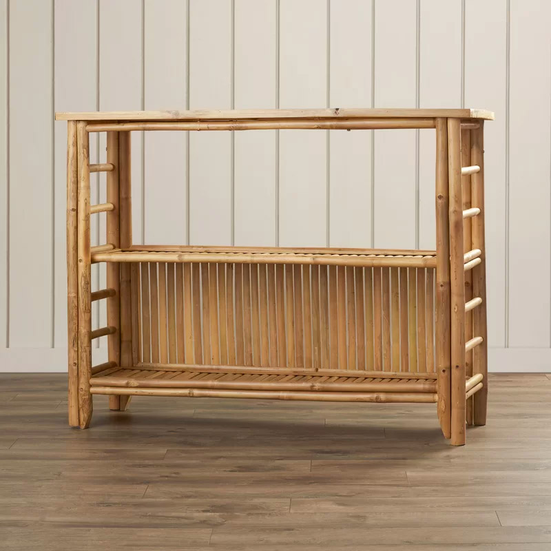 eco-friendly-bamboo-wood-console-table