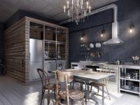 elegant-industrial-dining-room-and-kitchen