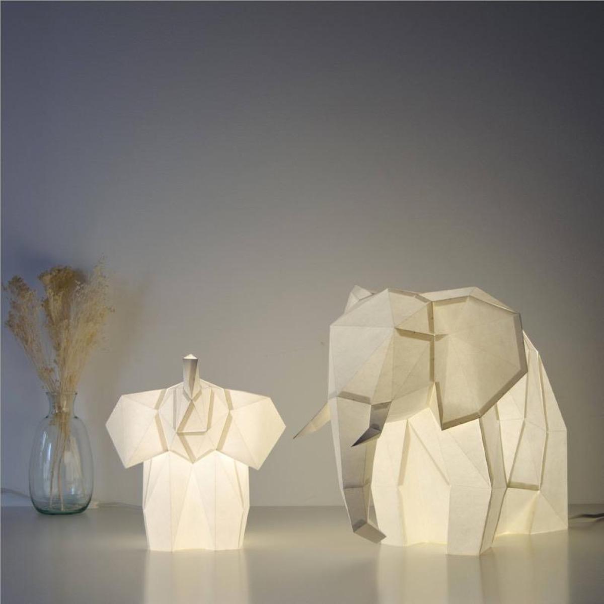elephant-lamps