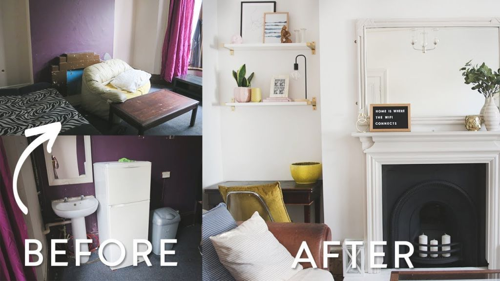 Extreme Diy Living Room Makeover On A Budget Uk Victorian Home Makeover For Living Room Decorating Ideas Uk Awesome Decors